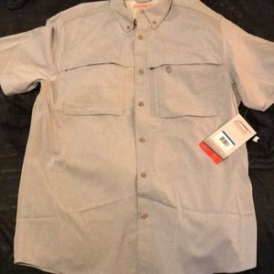NWT Men's Coleman Button-up Shirt